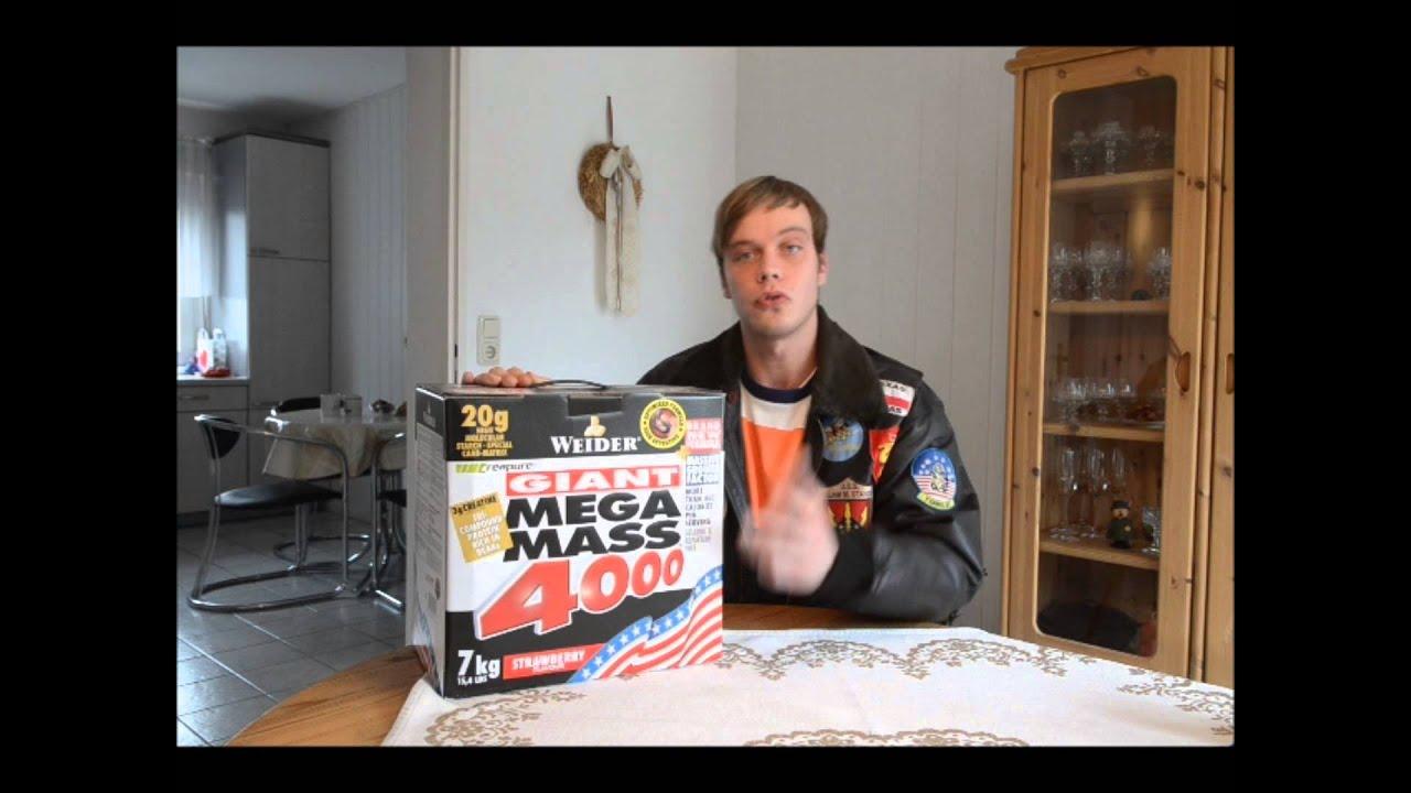 Mega Mass 2000!!! - YouTube
