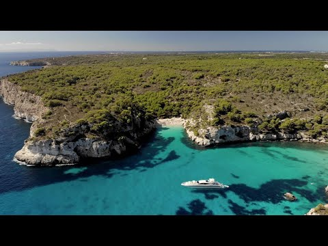 Menorca Spain Beaches Travel Video 4K - Carlos Garrido