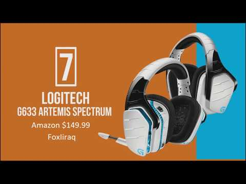 Top Gaming Headsets for 2018 Top 12 افضل سماعات - YouTube