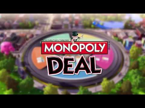 Monopoly Family Fun Pack  - Monopoly Deal/Monopoly Plus - No Commentary