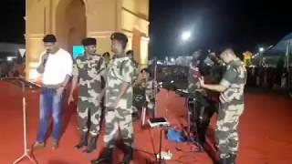 sandese aate hai song by BSF
