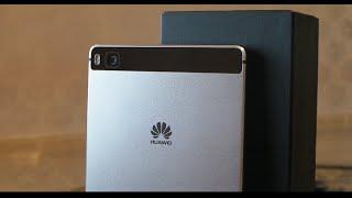 مراجعة : هواوي بي 8   Huawei P8