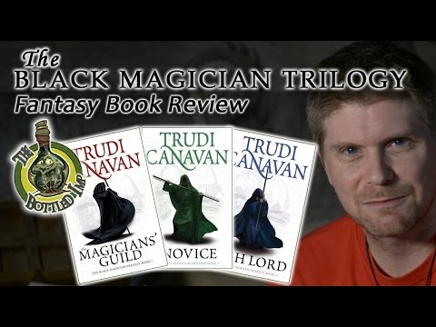 Fantasy Book Review: 'The Black Magician Trilogy' by Trudi Canavan