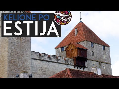 Kelionė po Estiją || 2015m. vasara