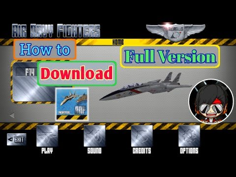 CARA DOWNLOAD AIR NAVY FIGHTERS FULL VERSION | Real Berhasil 100%❗