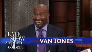 Van Jones Is A