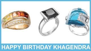 Khagendra   Jewelry & Joyas - Happy Birthday