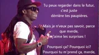 Lil Wayne - Blunt Blowin (Traduction)