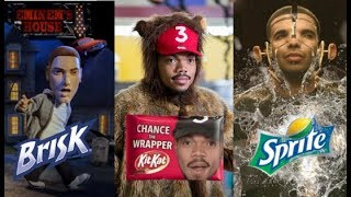Rappers With The Best TV Commercial's (Lil Wayne, Rick Ross & More)
