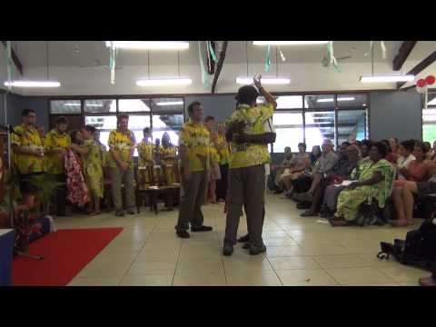 Peace Corps Vanuatu G-26 Swearing In -8 (The Speeches)