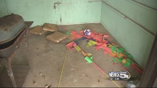 Stotts Park Vandilized and Robbed