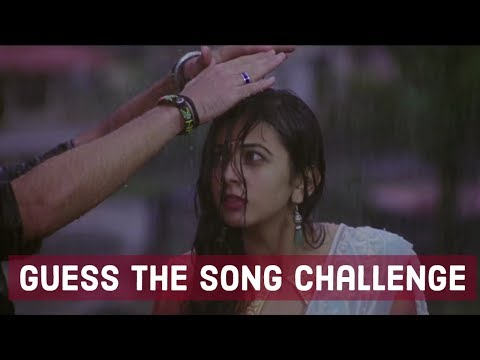 Guess The Song Challenge! (Bollywood Songs)