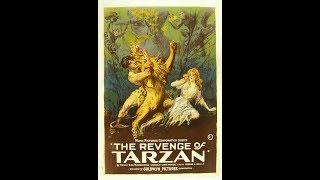 Месть Тарзана / Tarzan's Revenge - приключенческий фильм