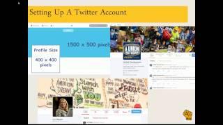 #1u Digitale Training: Hoe Maak je een Twitter-Account