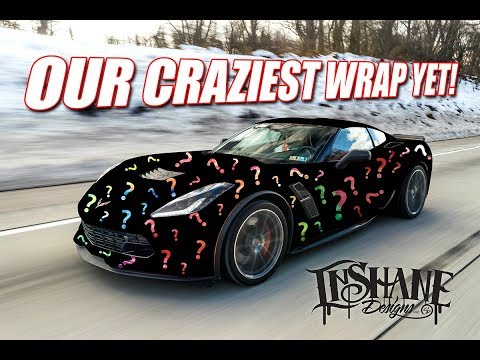 Our Craziest Wrap Yet!
