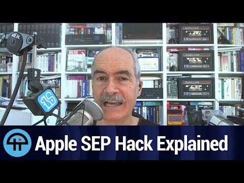 Apple Secure Enclave Processor Hack Explained
