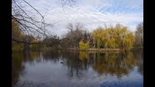 Осень  Саратов отдыхает
