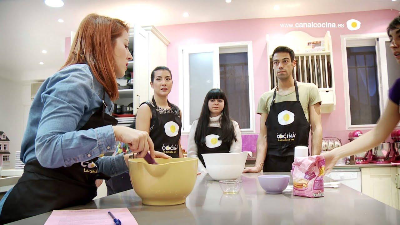 Curso layer cakes con alma obreg n reportaje canal cocina youtube - Canal cocina alma obregon ...