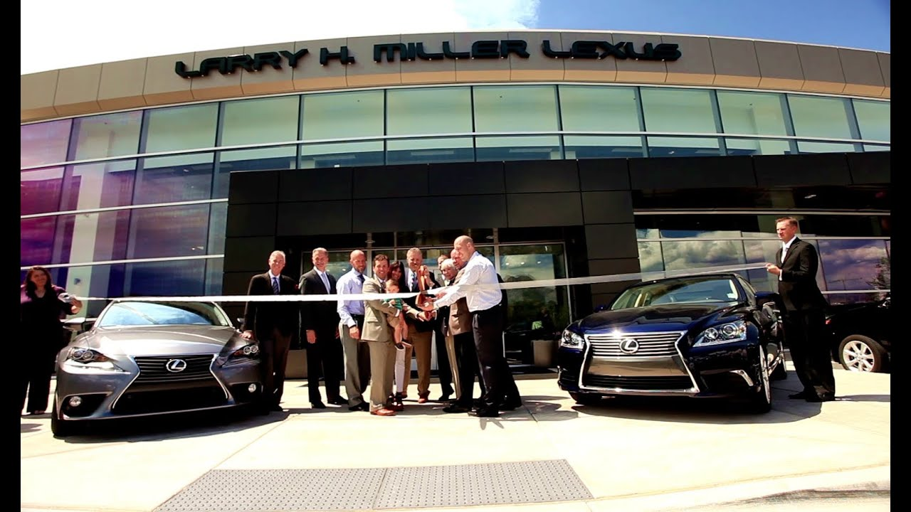 Larry H. Miller Lexus Murray Open House