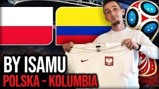 Przed i po meczu POLSKA - KOLUMBIA