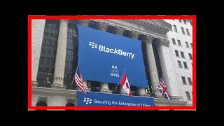 BlackBerry Unveils Blockchain Partnership to Support Medical Research