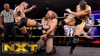 Undisputed ERA vs. Grizzled Young Veterans - Dusty Rhodes Classic Semifinal: WWE NXT, Jan. 22, 2020