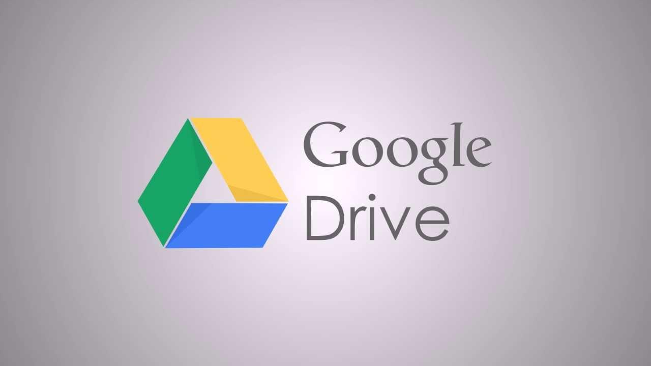 Google Drive logo animation - YouTube