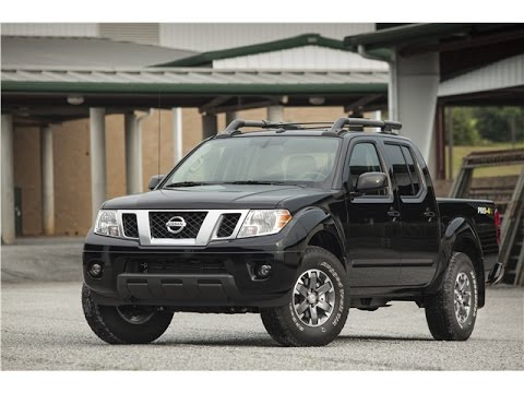 Nissan Frontier 2017 Car Review