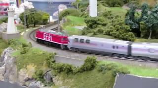 みなさんこんにちは。THE 鉄道チャンネルです。 本日は、KATO本店に行っ...