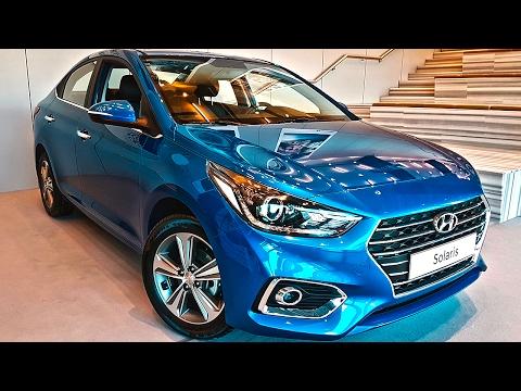 Хендай Солярис в Москве: цены, купить новый Hyundai