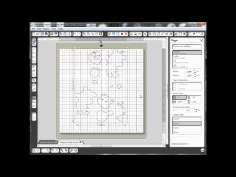 Using DXF Files in Silhouette Studio