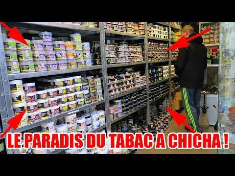 LE PARADIS DU TABAC A CHICHA !