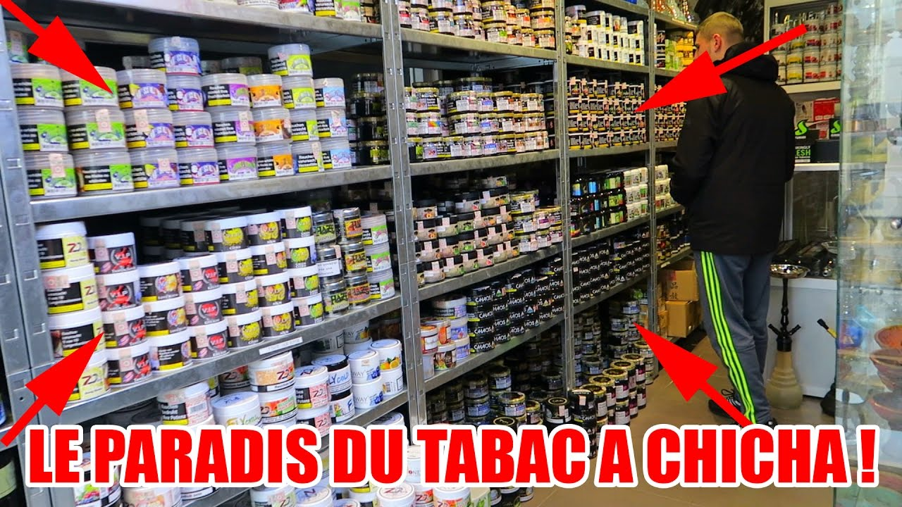 le paradis du tabac a chicha youtube. Black Bedroom Furniture Sets. Home Design Ideas