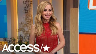 'Kidding': Tara Lipinski Overwhelmed By 'Surreal' Experience Acting Opposite Jim Carrey | Access