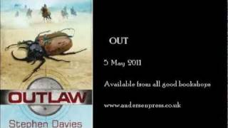 OUTLAW - Book Trailer