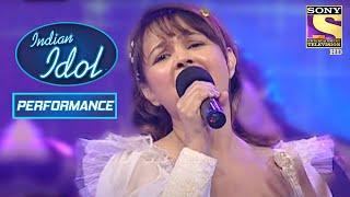 Alisha जी का 'Made In India' पे Mind-Blowing Performance | Indian Idol Season 3