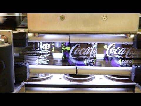 Coca-Cola - besök på fabriken