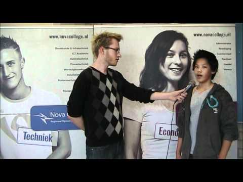 NK Jeugd 2011_dag 1 - Interview met Roger Meng