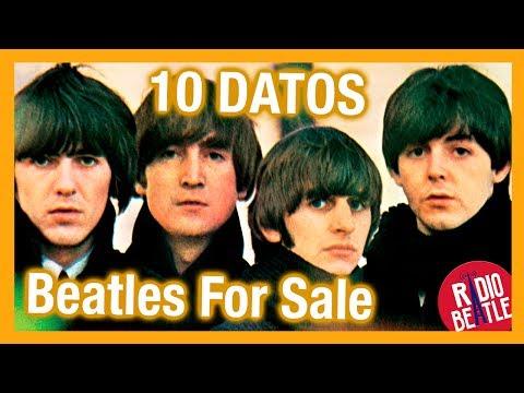 10 Curiosidades del Álbum BEATLES FOR SALE | Radio-Beatle
