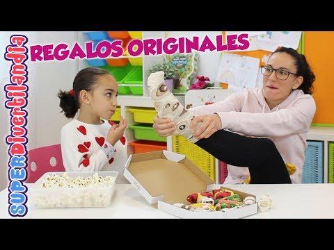 Regalos Originales en SUPERDivertilandia con Andrea y Raquel!