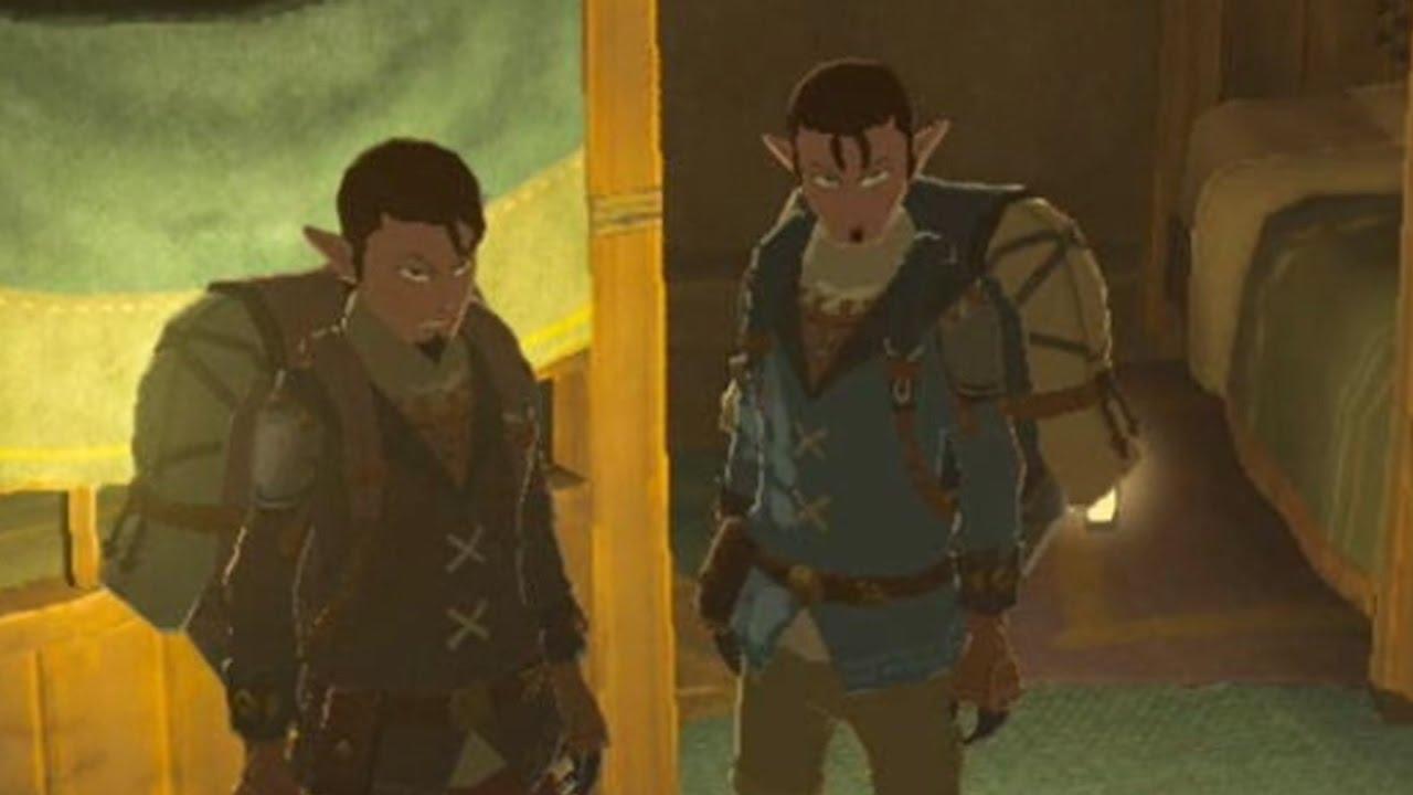 Misko The Great Bandit Zelda >> Zelda Breath Of The Wild Misko The Great Bandit And His