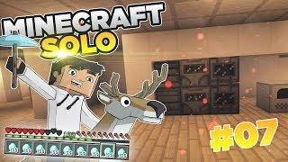 DROGA DO ATOMU | Minecraft SOLO #07 | HusBox 3.0  | Sezon 2019