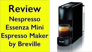 Review Nespresso Essenza Mini …