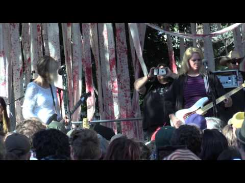 Pandoras- Burger Boogaloo, Mosswood Park, Oakland Ca. 7/4/15 Multicam