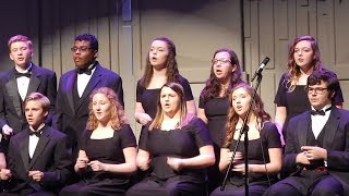 White Winter Hymnal (Penatonix Cover) by CWHS Choir