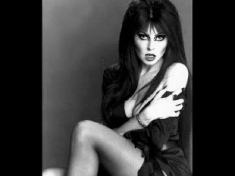 Elvira cassandra peterson hot