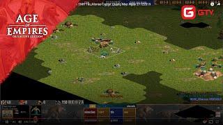 Aoe 22 Random C2T2 GTV Đăng Công,Ngọc Dương vs SMH Tễu,Alonso Caster Quang Myp Ngày 27122019