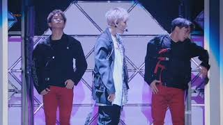 [EXO-CBX 첸백시] Magical Circus Tour 2018 화요일(Blooming Day)