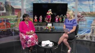 Mythili Dance Academy - WYZZ - FOX 43 Interview