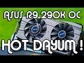 Asus R9 290X DCU II OC Review